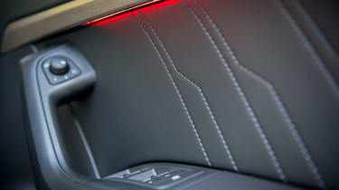 SEAT Ateca SUV door panel
