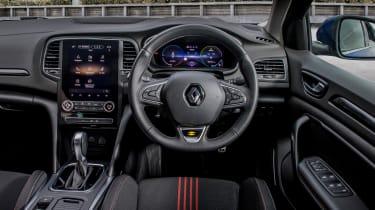 Renault Megane Sport Tourer estate interior