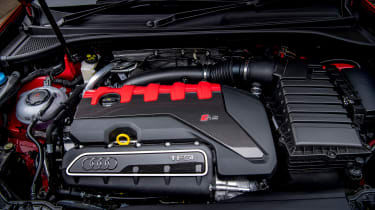 Audi RS Q3 engine
