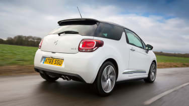 It's also enjoyable to drive and has a well-finished interior, with quite a large boot