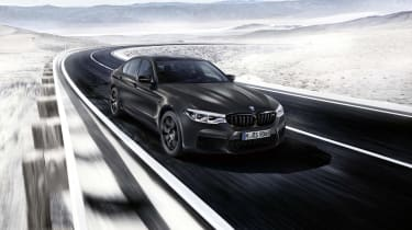 BMW M5 Edition 35 Years driving