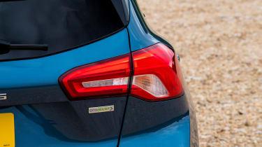 Ford Focus hatchback rear lights