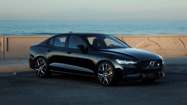 Volvo S60 Polestar Engineered - Front 3/4 static view