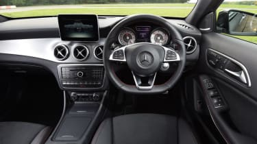 Mercedes-Benz GLA-Class AMG Line - interior