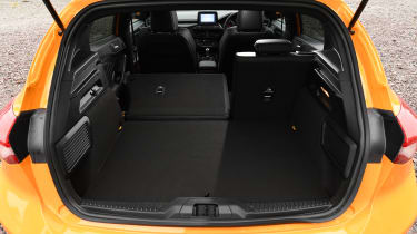 Ford Focus ST boot