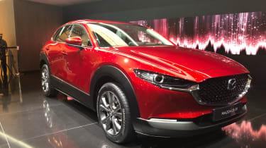 Mazda CX-30 SUV - Geneva