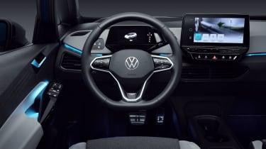 2019 Volkswagen ID.3 - interior