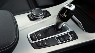 Most versions come with an automatic gearbox which suits the X3 and provides smooth shifts