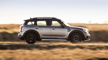 Diesel engines in the Countryman are 2.0-litres in size, with either 150 in the Cooper or 190bhp in the Cooper SD