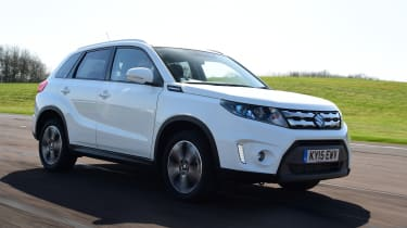 The Suzuki Vitara is a long-established name in SUV circles