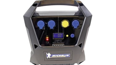Michelin tyre inflator air compressor