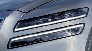 Genesis GV80 SUV headlights