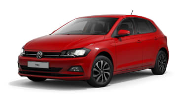 Volkswagen Polo Active - front 3/4 static