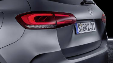 New Mercedes B-Class 5-seat MPV