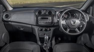 Dacia Sandero hatchback interior