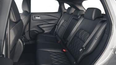 2021 Nissan Qashqai rear seats