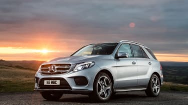 When both power plants work together, the GLE500e can reach 62mph from a standing start in 5.3 seconds
