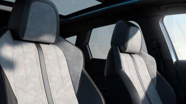 2020 Peugeot 3008 PHEV - front seats