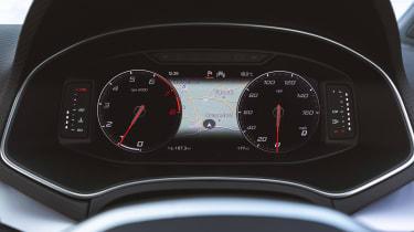 SEAT Ibiza hatchback Digital Cockpit