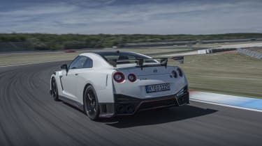 Nissan GT-R Nismo coupe