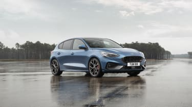 2019 Ford Focus ST - three quarter static