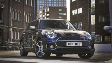 2019 MINI Clubman - front quarter