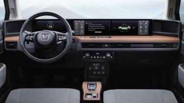 Honda e Prototype r - interior
