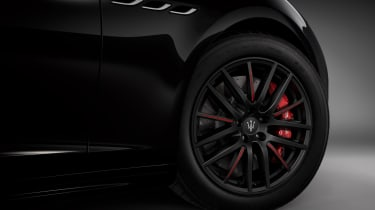2018 Maserati Ghibli Ribelle wheel