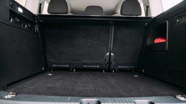 Volkswagen Caddy MPV boot