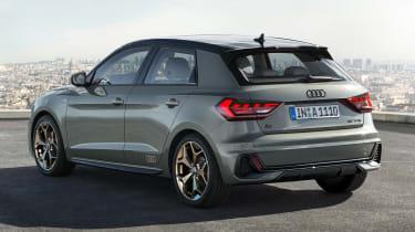 Audi A1 rear