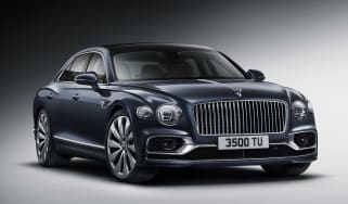 2019 Bentley Flying Spur - front 3/4 static