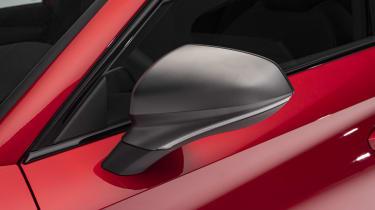 2020 SEAT Leon - wing mirror