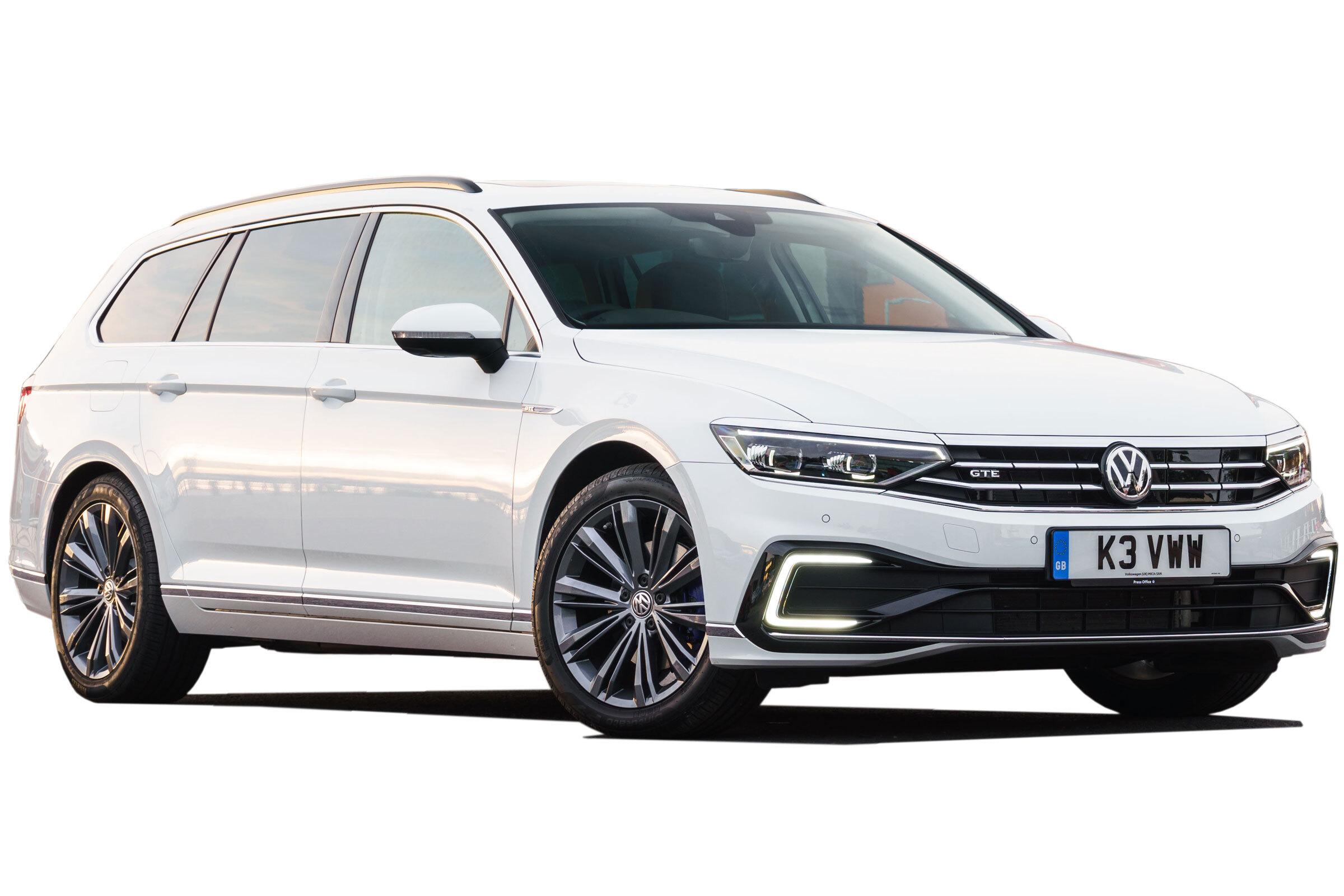 Volkswagen Passat Gte Estate 2020 Review Carbuyer