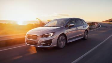 2019 Subaru Levorg - front quarter driving