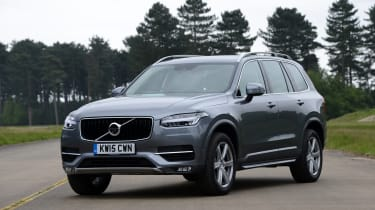 The Volvo XC90 is an all-new replacement for the popular SUV which was on sale from 2002