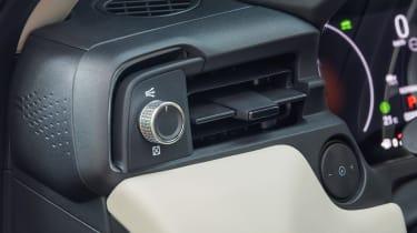 Honda HR-V SUV air vents