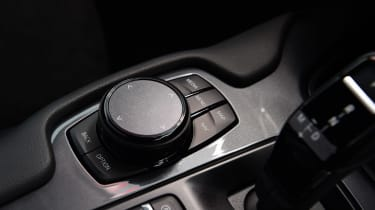 Toyota Supra centre console