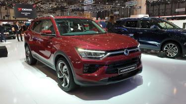 2019 Ssangyong Korando SUV - Geneva reveal