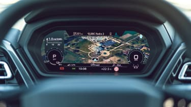 Audi Q4 Sportback e-tron digital dials