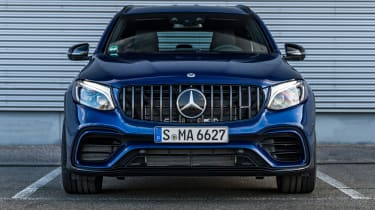 Mercedes is selling vast numbers of SUVs, and the GLC 63 is sure to be particularly desirable