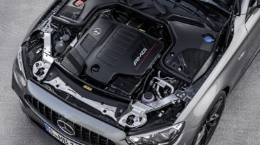 Mercedes-AMG E53 engine