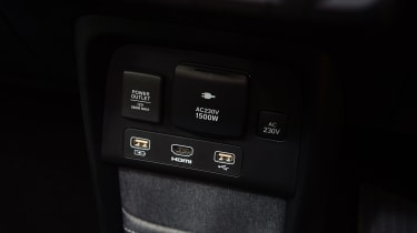 Honda e hatchback connections