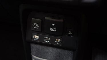 Honda e hatchback connections