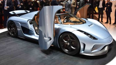 Koenigsegg states that its Regera will be the most powerful and fastest accelerating production car ever built