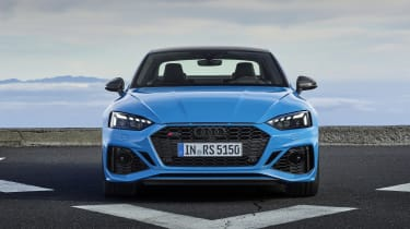 2020 Audi RS5 Coupe - front view