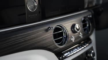 2020 Rolls-Royce Ghost - dashboard close-up