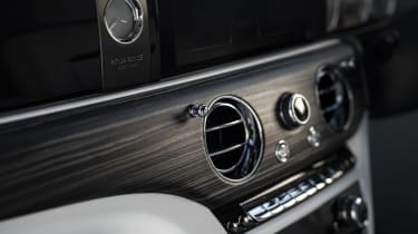 2020 Rolls-Royce Ghost - dashboard close-up
