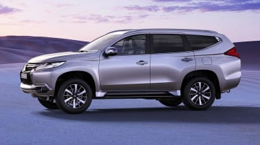 The Mitsubishi Shogun Sport will return to the UK as an all-new model in 2018