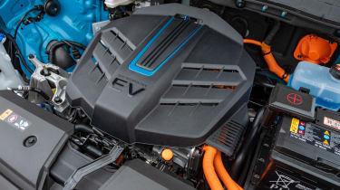 Hyundai Kona Electric SUV electric motor