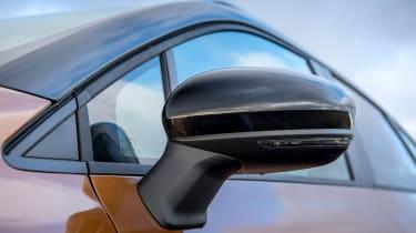 Renault Captur SUV door mirrors